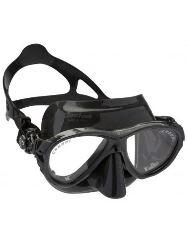 CRESSI SUB MASCHERA EYES EVOLUTION/BLACK