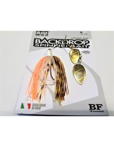 BLACK FLAGG BACKDROP SPINNERBAIT  GR.21