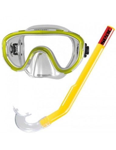 SEACSUB SET BIS MARINA JUNIOR/GIALLO