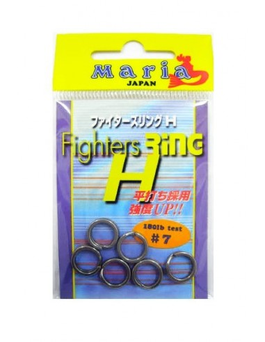 MARIA JAPAN FIGHTERS RING ANELLINI SPACCATI
