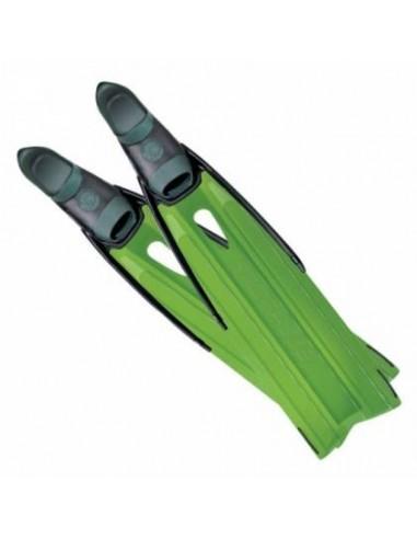 SPORASUB pinne apnea KELP verde trasparente