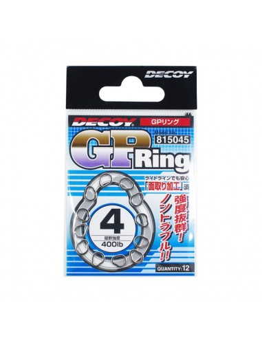 DECOY R-6 G.P. RING SIZE 5