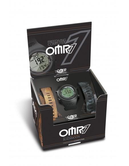 OMER SUB computer apnea OMR-1 ricaricabile