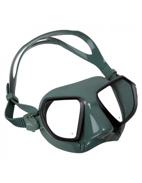 SALVIMAR maschera apnea NOAH BLACK/GREEN