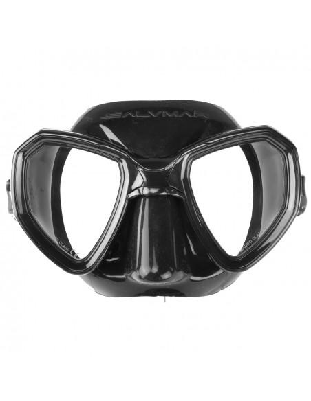 SALVIMAR maschera MORPHEUS black/black