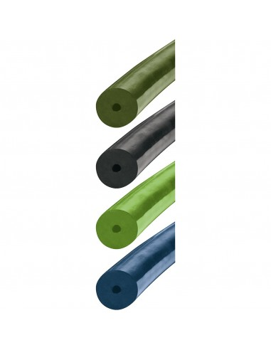 SALVIMAR elastico sfuso al cm. cat.Z colore green acid mm.14