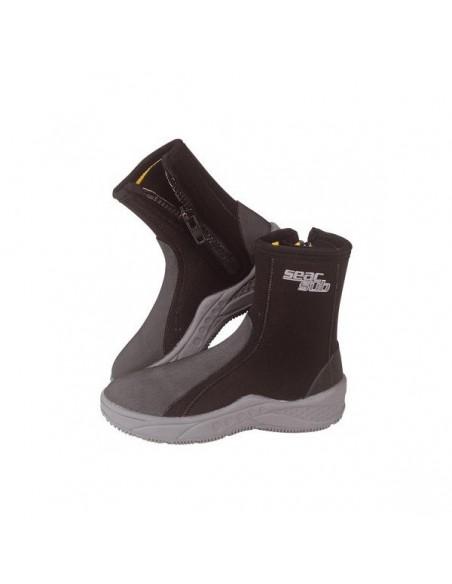 SEAC SUB calzari  scarpetta HIGH 6mm.