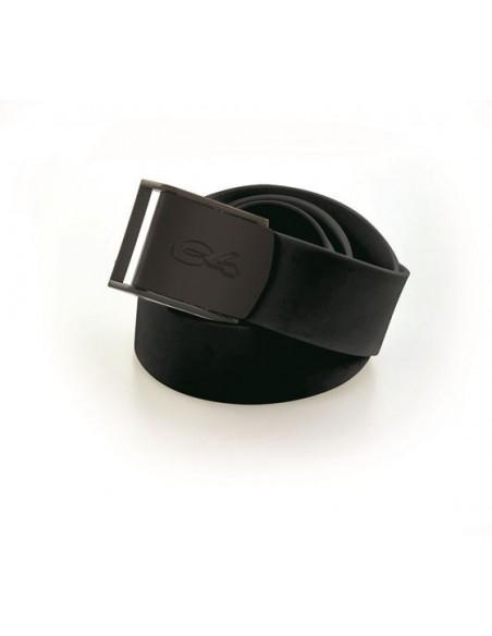 C4 cintura silicone fibbia nylon nera