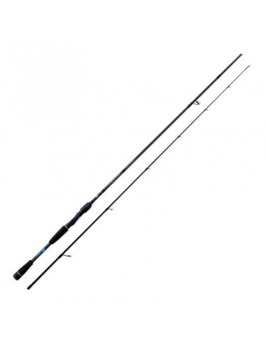 lineaeffe canna da pesca a spinning rapid freshwater due pezzi