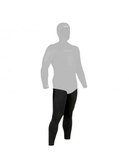 seac sub pantalone di muta race flex confort mm.5 in spaccato