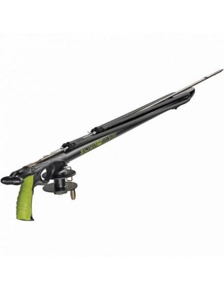 salvimar fucile arbalete elastico con mulinello V-PRO