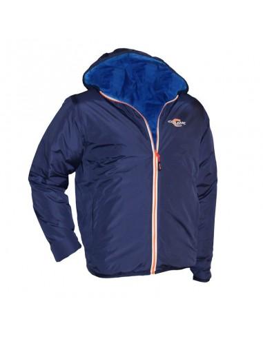 colmic giacca impermeabile etermica, imbottita con cappuccio