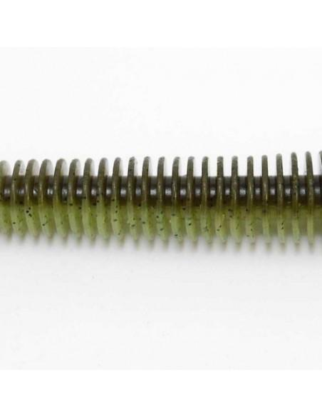 geecrach esca da black bass bellows stick 8 inch. confezione da 5 pezzi col.203