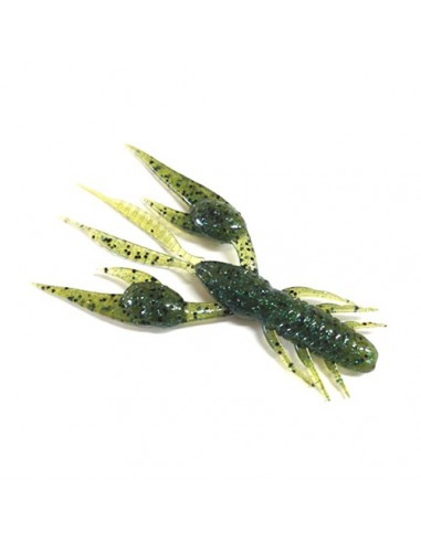 geecrach esca da black bass beat craw 4 inch. colore 202