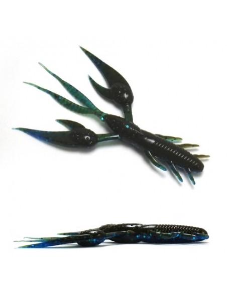 geecrach esca da black bass beat craw 4 inch. colore 221