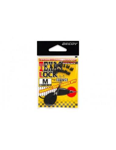 decoy texas lock stopper per texas confez. pz.20