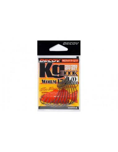 Amo Decoy Worm 17 KG Hook