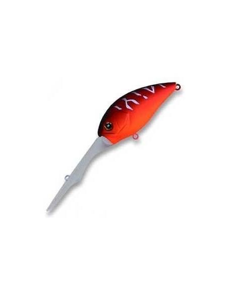 bassday esca da black bass mogul crank p-51 mad firetiger 3 mm.57 gr.16 floating