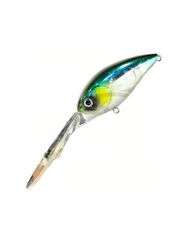 bassday esca da black bass mogul crank ch200 emerald shad 5 mm.63 gr.21 floating