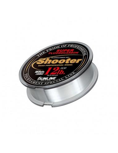 Sunline  Shooter super fluorocarbon mt.150/165 yds