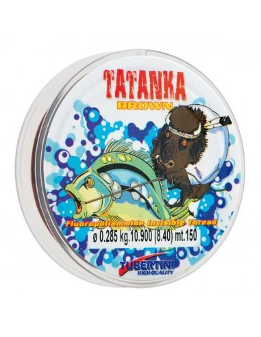 Tubertini monofilo TATANKA withe new  by michele guaschino mt.250