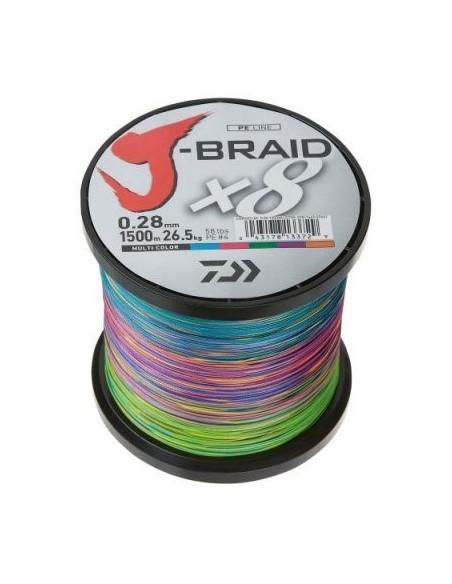 DAIWA TRECCIATO J-BRAID X8