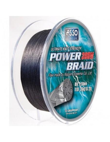 ASSO POWER BRAID MT. 300