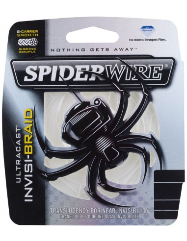 SPIDERWIRE ULTRACAST INVISI-BRAID TRECCIATO 8X MT.270