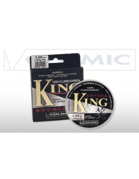 COLMIC FLUOROCARBON KING MT. 50
