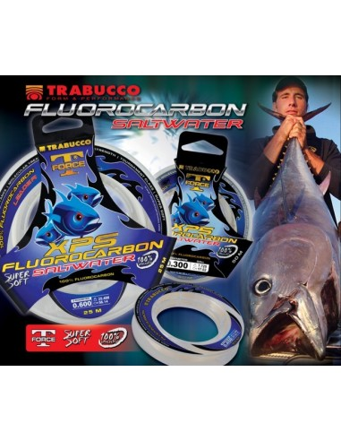TRABUCCO T-FORCE XPS FLUOROCARBON