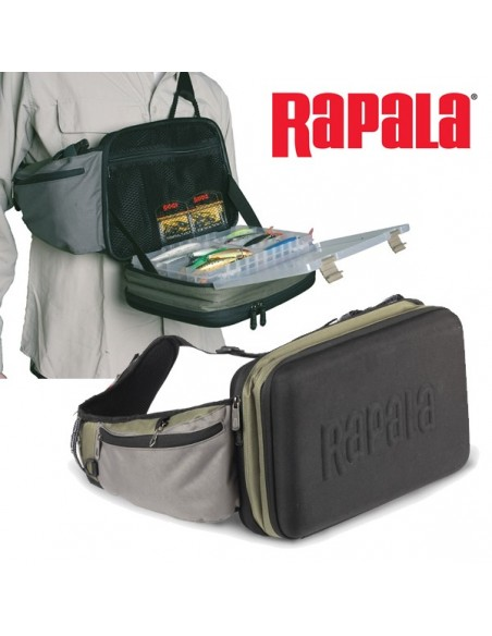 RAPALA BORSA SLING BAG TRACOLLA