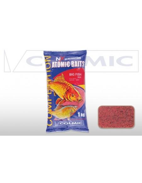 COLMIC PASTURA BIG FISH RED