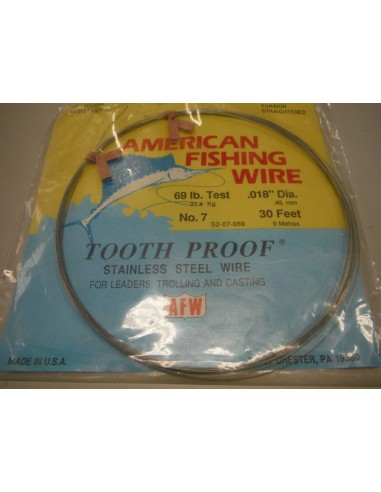 AMERICAN FISHING WIRE69 LB. 9MT.