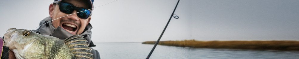 Sport fishing articles