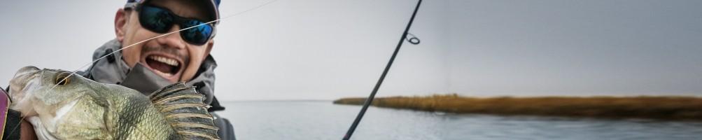 Artículos de pesca deportiva