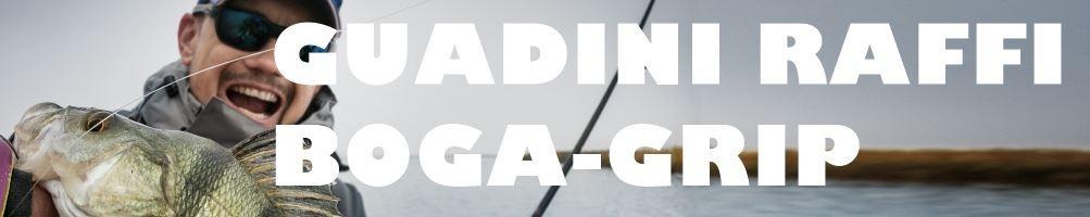 LANDING NETS / RAFFI / BOGA-GRIP